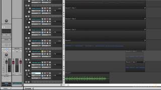 Loop Recording Audio