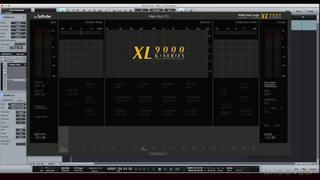 SSL XL 9000 K Channel