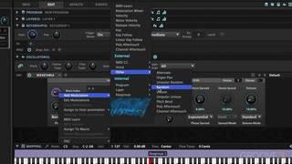 Advanced Modulation, Macros, Mixer & Performance Mode